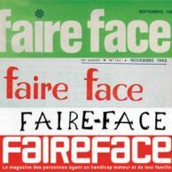 Visuel pour <p>80 ans de Unes du magazine Faire Face</p>
