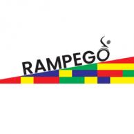 Visuel pour Rampego, des rampes en LEGO® pour sensibiliser au manque d'accessibilité