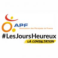 Visuel pour L'APF et #LesJoursHeureux partenaires dans la démarche citoyenne participative #2017Agirensemble