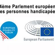 Visuel pour L'APF au 4e Parlement européen des personnes handicapées