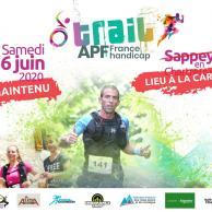 Visuel pour Participez au trail solidaire APF France handicap !