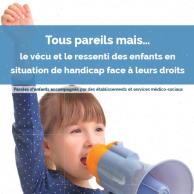 Visuel pour Enfants en situation de handicap : écoutons leur parole !
