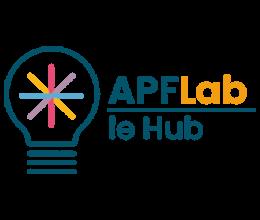 Lien vers https://lehub.apflab.org/