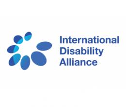 Lien vers https://www.internationaldisabilityalliance.org/