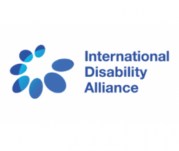 Lien vers https://www.internationaldisabilityalliance.org/