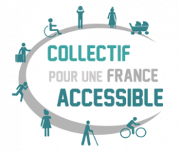 Lien vers http://collectifpourunefranceaccessible.fr/