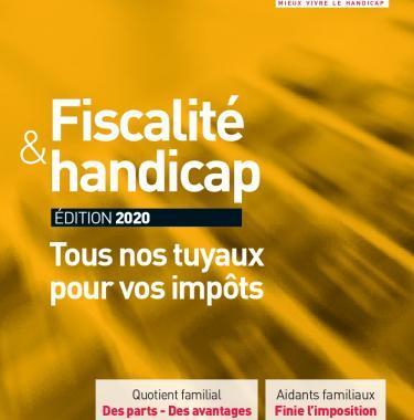 Couverture guide fiscal edition 2020 Faire Face