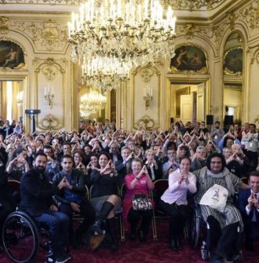 Signataires du manifeste Pour une société solidaire et inclusive par le sport