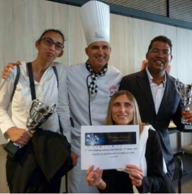 Challenge culinaire handicap