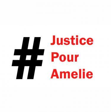 Logo petition Amelie