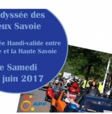 Odyssée des 2 Savoie sur le site Kocoriko.fr
