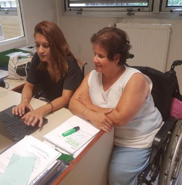 Cours d'informatique gratuit pour les personnes en situation de handicap