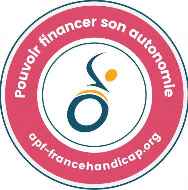 la caravane APF France handicap pour pouvoir financer son autonomie