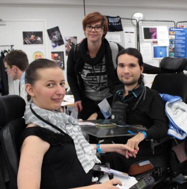 jeunes APF France handicap
