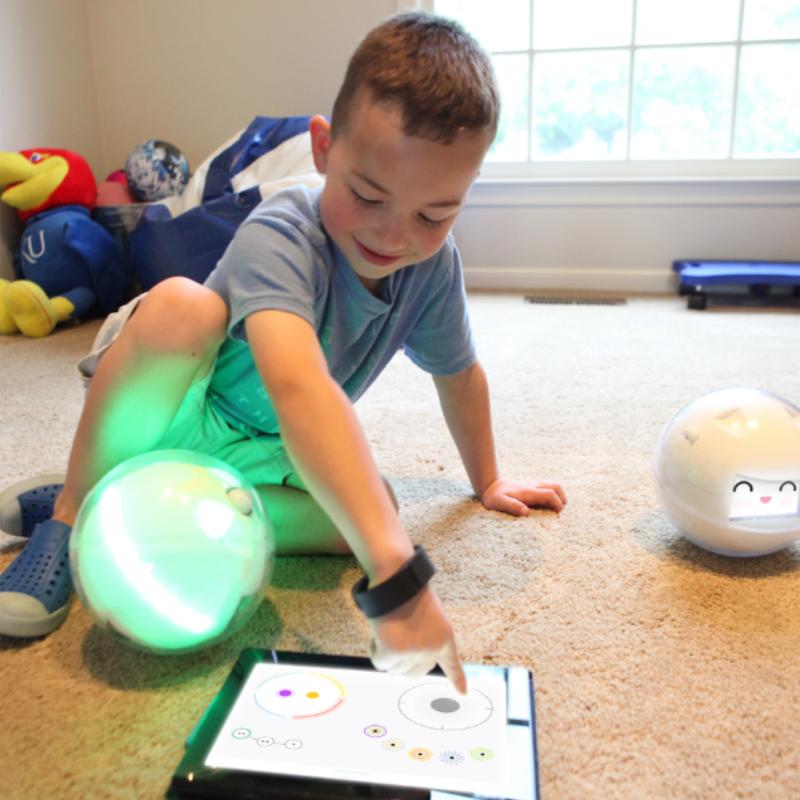 Leka, un robot au service du développement des enfants en situation de handicap