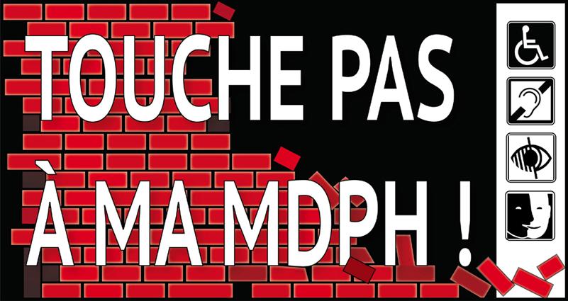 visuel mobilisation MDPH